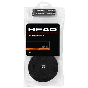 Pack Grips Head Xtremsoft 30 pcs Negro