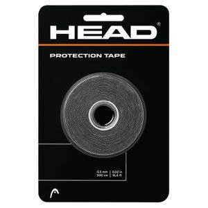 Cinta Protectora Tenis Head Carrete 5cm Negro