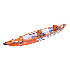 Kayak Inflable Zray Drift Naranja