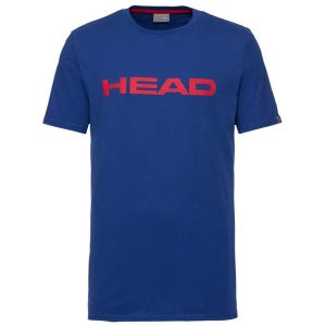 Polera Tenis Hombre Head Club Ivan Azul Marino