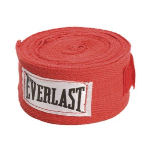 "Vendas de Box Everlast 180"" Rojo"