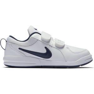 Zapatillas Niño Nike Pico 4 Blanca/Azul