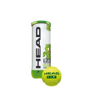 Pelota de Tenis Head T.I.P. Green