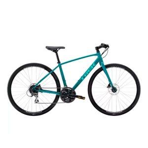 Bicicleta Trek FX 2 WSD Disc Verde