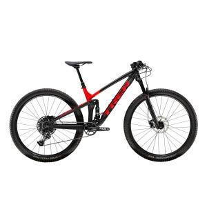 Bicicleta MTB Trek Top Fuel 8 Negra
