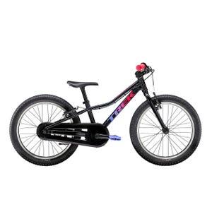 Bicicleta Niña Trek Precaliber Aro 20 Negra 2020