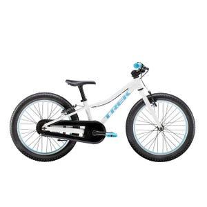 Bicicleta Niña Trek Precaliber Aro 20 Blanca 2020