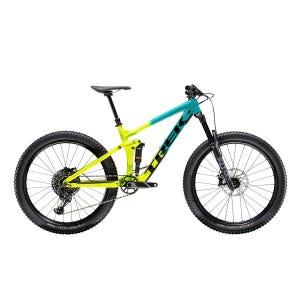 Bicicleta MTB Trek Remedy 8 Verde
