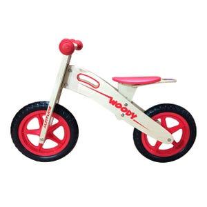 Bicicleta Aprendizaje Niño Altitude Woody Roja