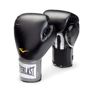 Guantes de Box Pro Style Elite Training Negros Everlast