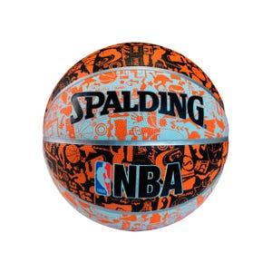 Balón Básquetbol Spalding Graffitti