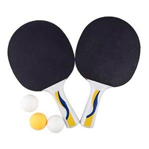 Paleta Ping Pong Schildkrot Set Spiel Amarillo