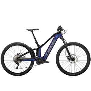 Bicicleta Eléctrica MTB Trek Powerfly 4 625w 2021 Púrpura/Negro