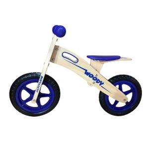 Bicicleta Aprendizaje Niño Altitude Woody Azul