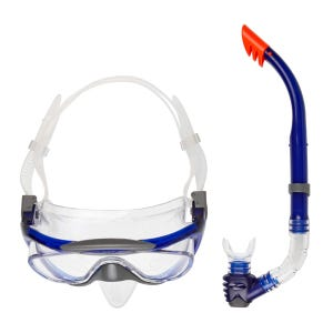 Máscara Buceo Speedo Snorkel Azul