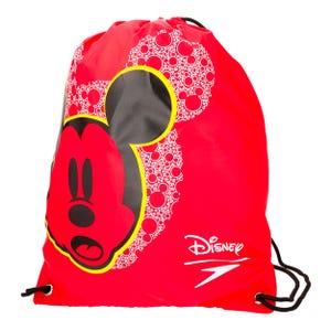 Gymsack Niño Natación Speedo Wet Kit Mickey Rojo