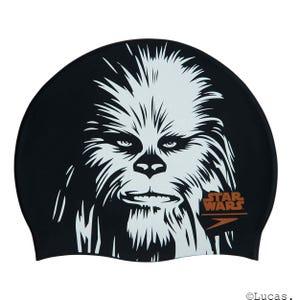 Gorro Natación Speedo Chewbacca Negro
