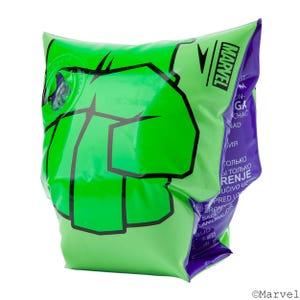 Flotador Niña Speedo Marvel Hulk Verde