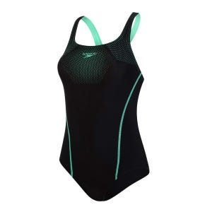 Traje de Baño Mujer Speedo Tech Placement Medalist