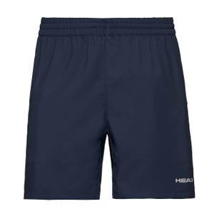 Short Tenis Hombre Head Club Azul Marino