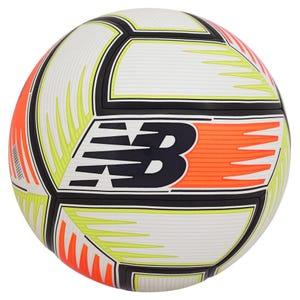 Balón fútbol New Balance Geodesa Training Football N°3 multicolor