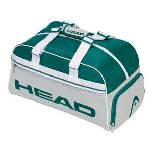 Bolso Tenis Head 4 Major Club Wimbledon Blanco/Verde