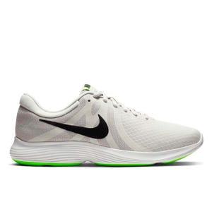 Zapatillas Running Hombre Nike Revolution 4 Blanca