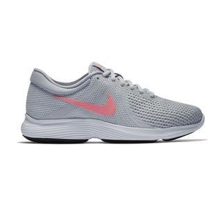Zapatillas Running Mujer Nike Flex Revolution 4 Gris
