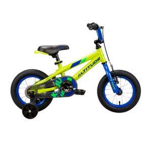 Bicicleta Niño Kidu 12 Altitude Mate 2018 Verde