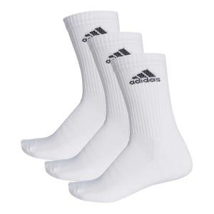 Pack 3 Pares de calcetines Adidas Training Performance Largos