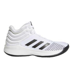 Zapatillas Básquetbol Niño Adidas Pro Spark Blanca