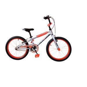 Bicicleta Niño Altitude  Kidu 20 2020 Gris/Rojo