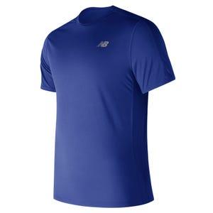Polera Running Hombre New Balance Accelerate Azul