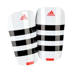 Canilleras Fútbol Adidas Everlesto Blanca