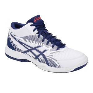 Zapatillas de Vóleibol Hombre Asics Gel-Task 2 MT Blancas