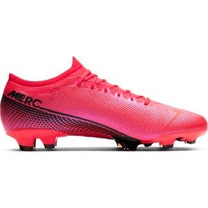 Zapatos Fútbol Hombre Nike Mercurial Vapor 13 pro FG Rojo