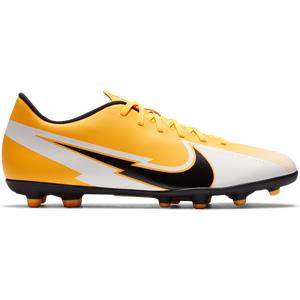 Zapatos Fútbol Hombre Nike Mercurial Vapor 13 Club MG Amarillo