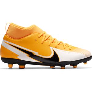 Zapatos Fútbol Niño Nike Jr. Mercurial Superfly 7 Club MG Amarillo