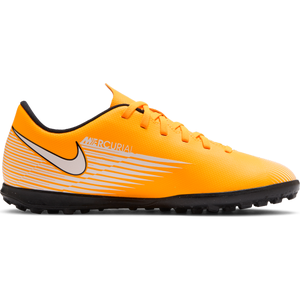 Zapatillas Babyfútbol Niño Nike Jr Mercurial Vapor 13 Club TF Amarillo