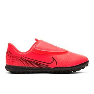 Zapatillas Babyfútbol Niño Nike Mercurial Vapor 13 Club TF Roja