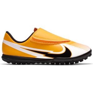Zapatillas Futbolito Niño Nike Jr. Mercurial Vapor 13 Club TF Amarillo/Blanco