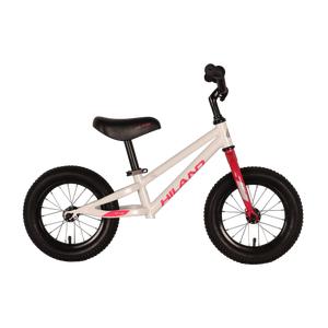 Bicicleta Niña Hiland Push-Bike AX120 Aro 12 Blanca