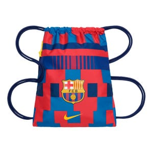 Gymsack Nike FC Barcelona Stadium Azul/Rojo