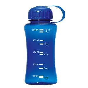 Botella de Agua Body Sculpture 500 Ml Azul