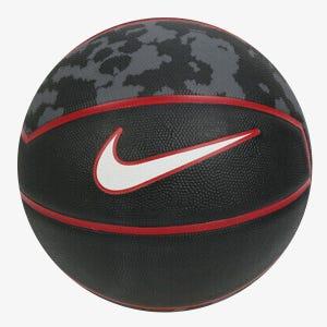 Balón Básquetbol Nike Lebron Playground 4P N°7 Negro/Gris