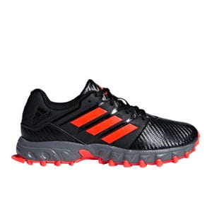 Zapatillas Hockey Niño Adidas Junior Lux Negra