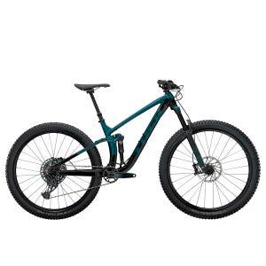 Bicicleta MTB Trek Fuel Ex 8 GX Verde 2021