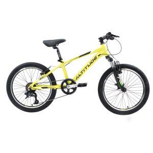 Bicicleta Altitude Sport 20 Niño Amarillo