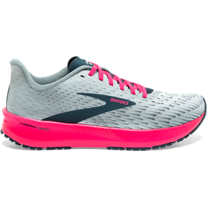 Zapatillas Running Mujer Brooks Hyperion Tempo Gris
