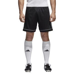 Short Fútbol Adidas Hombre Squadra 13 Negro